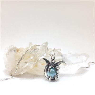 Baby Dragon Necklace